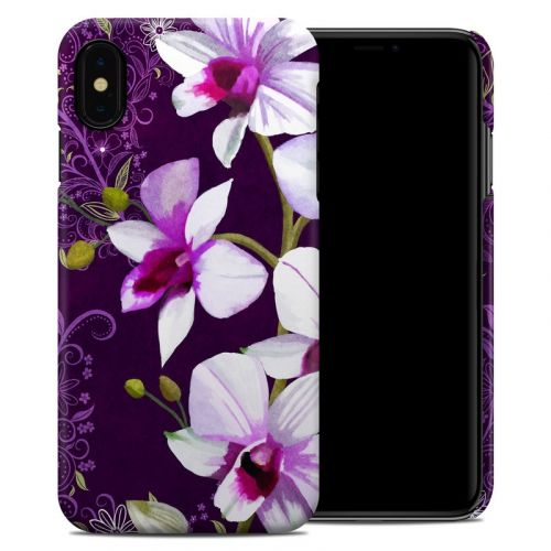 Violet Worlds iPhone XS Max Clip Case