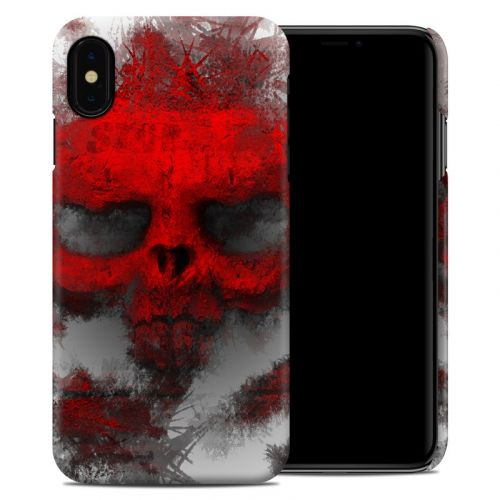 War Light iPhone XS Max Clip Case