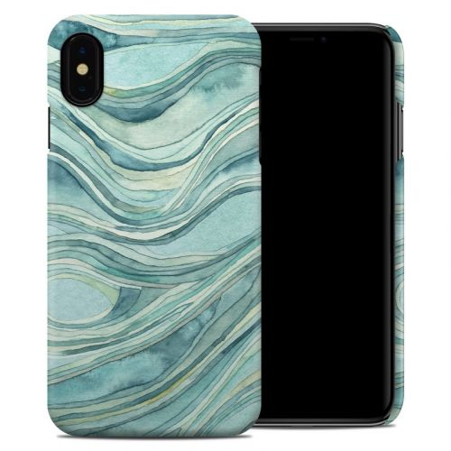 Waves iPhone XS Max Clip Case