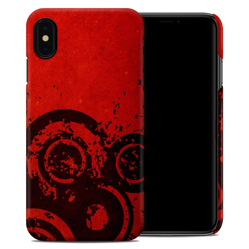 bullseye iphone case