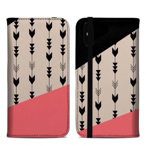 Arrows iPhone XS Max Folio Case