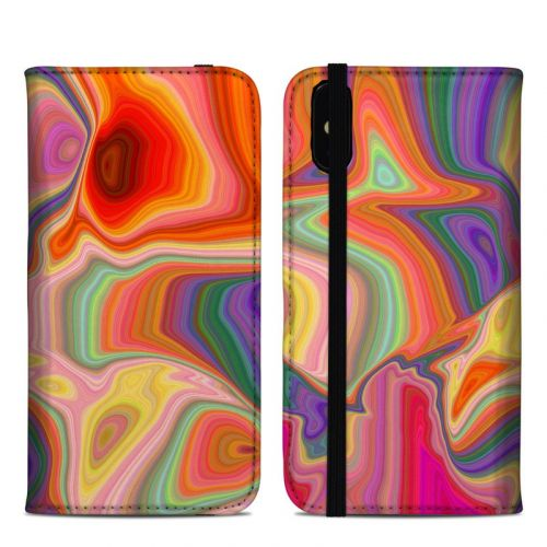 Mind Trip iPhone XS Max Folio Case
