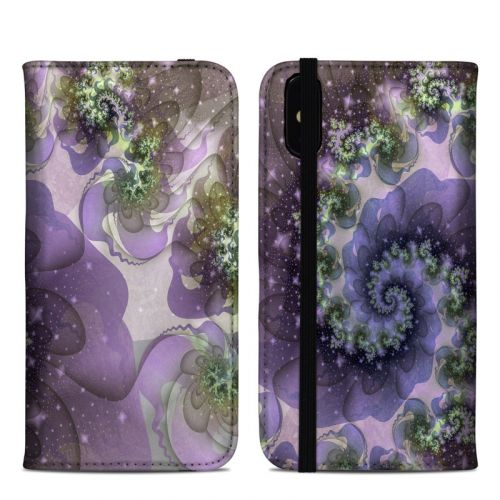 Turbulent Dreams iPhone XS Max Folio Case