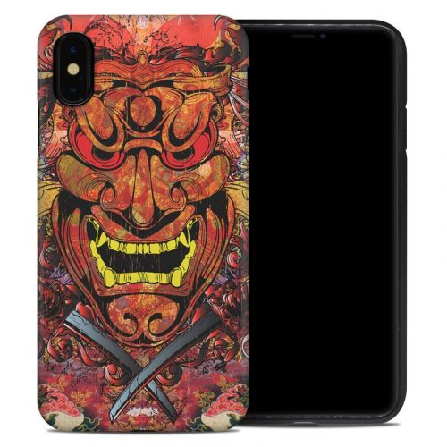 Asian Crest iPhone XS Max Hybrid Case