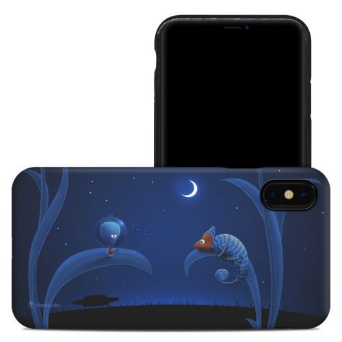 Alien and Chameleon iPhone XS Max Hybrid Case