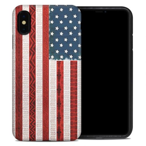 American Tribe iPhone XS Max Hybrid Case