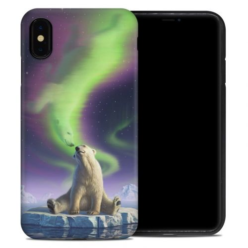 Arctic Kiss iPhone XS Max Hybrid Case