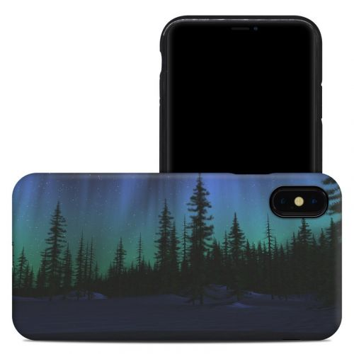 Aurora iPhone XS Max Hybrid Case