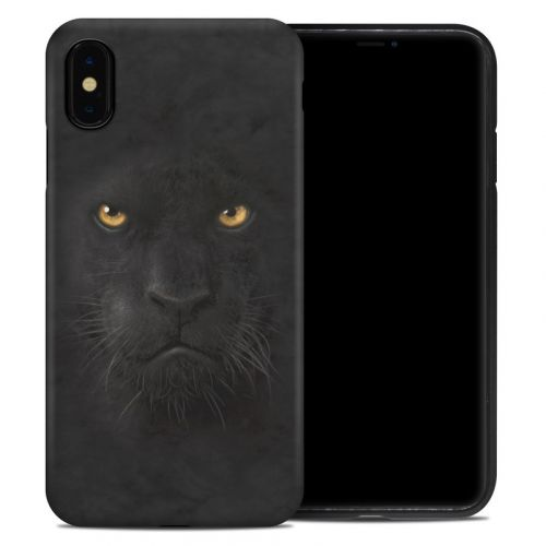 Black Panther iPhone XS Max Hybrid Case