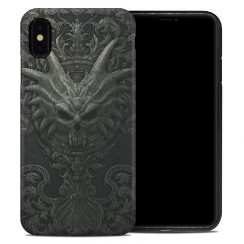 Black Book iPhone XS Max Hybrid Case