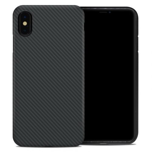 Carbon iPhone XS Max Hybrid Case