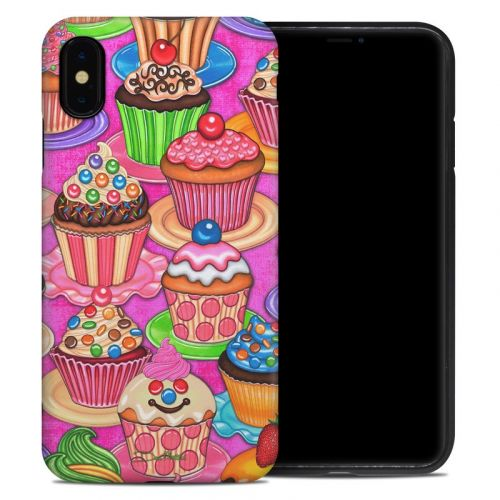 Cupcake iPhone XS Max Hybrid Case