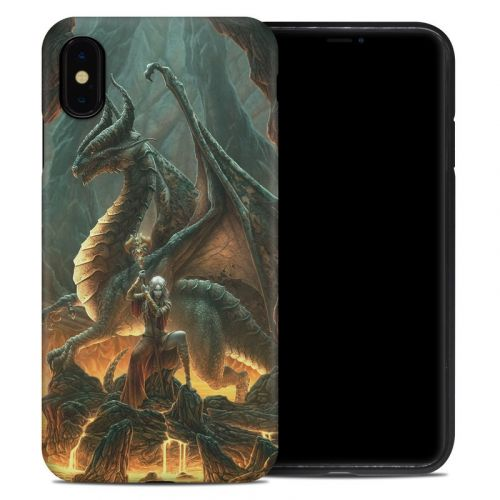 Dragon Mage iPhone XS Max Hybrid Case