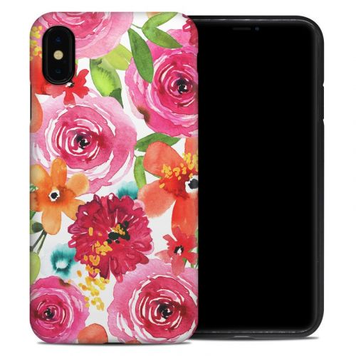 Floral Pop iPhone XS Max Hybrid Case