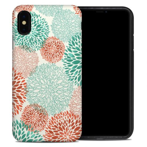 Flourish iPhone XS Max Hybrid Case