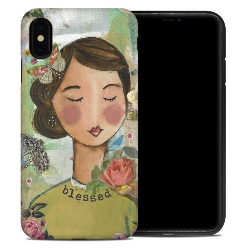 Grateful Soul iPhone XS Max Hybrid Case