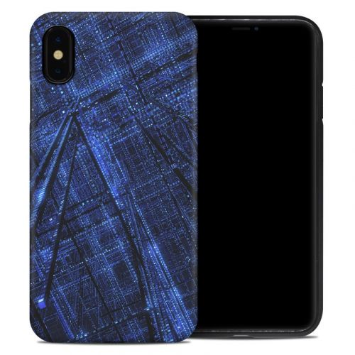 Grid iPhone XS Max Hybrid Case