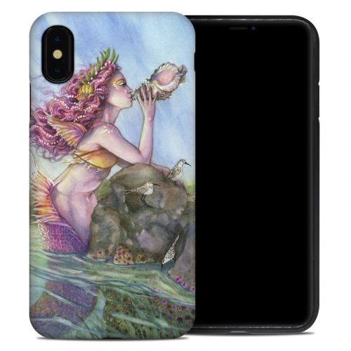 Horn of Beginning iPhone XS Max Hybrid Case