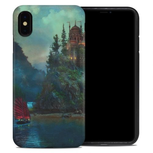 Journey's End iPhone XS Max Hybrid Case