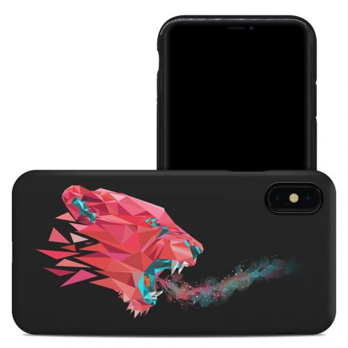 Lions Hate Kale iPhone XS Max Hybrid Case