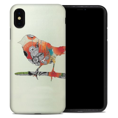 Little Bird iPhone XS Max Hybrid Case