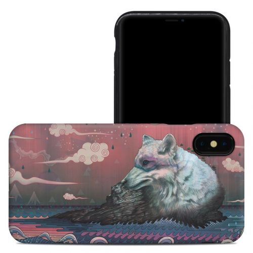 Lone Wolf iPhone XS Max Hybrid Case