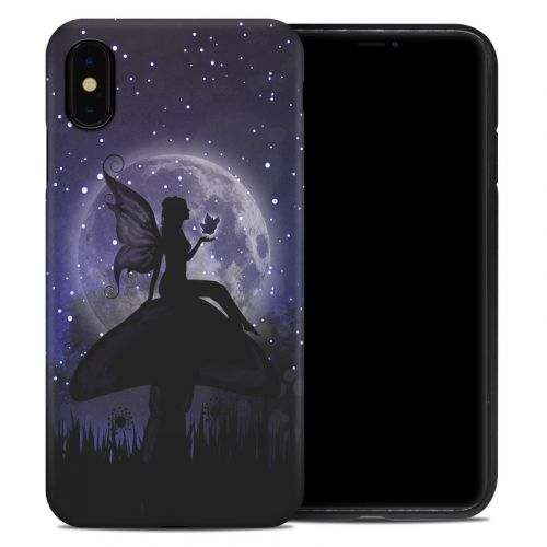 Moonlit Fairy iPhone XS Max Hybrid Case