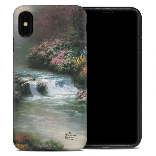 Beside Still Waters iPhone XS Max Hybrid Case