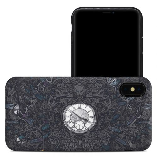 Time Travel iPhone XS Max Hybrid Case