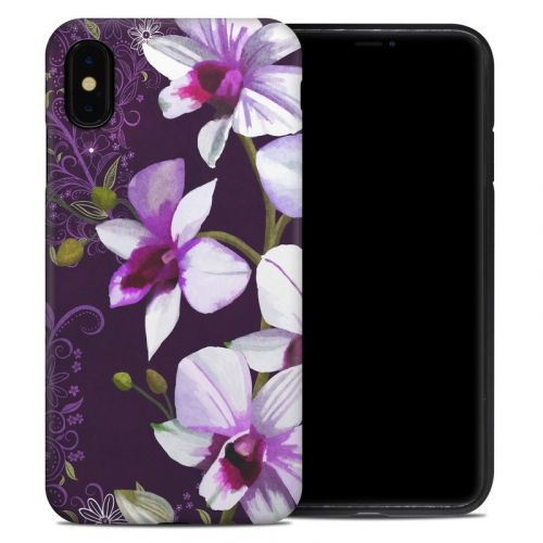 Violet Worlds iPhone XS Max Hybrid Case