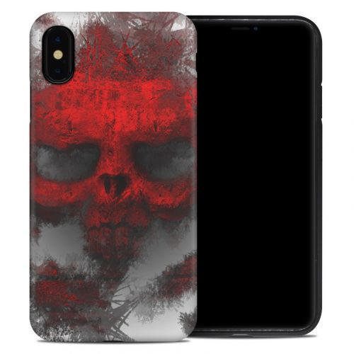War Light iPhone XS Max Hybrid Case