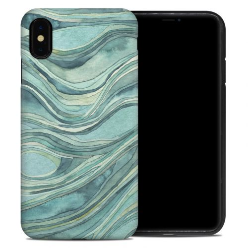 Waves iPhone XS Max Hybrid Case