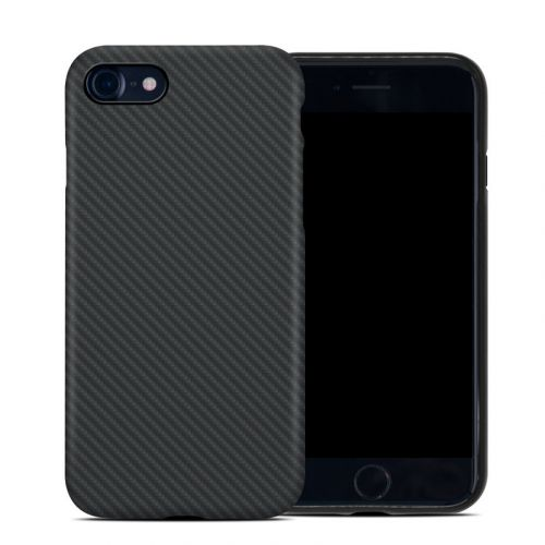 Carbon iPhone SE Hybrid Case