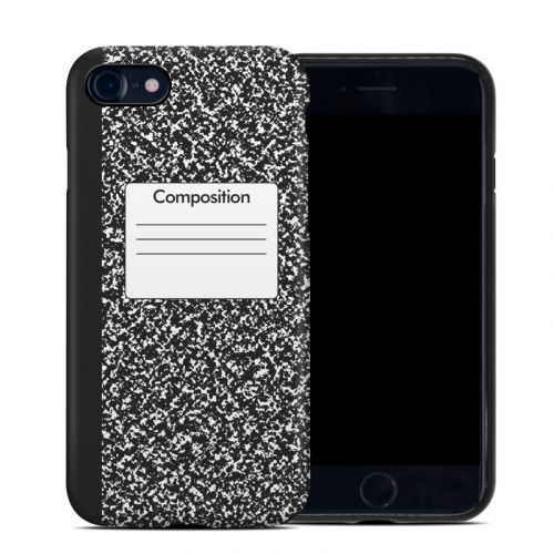 Composition Notebook iPhone SE Hybrid Case