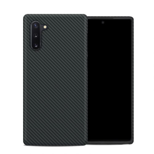 Carbon Samsung Galaxy Note 10 Hybrid Case