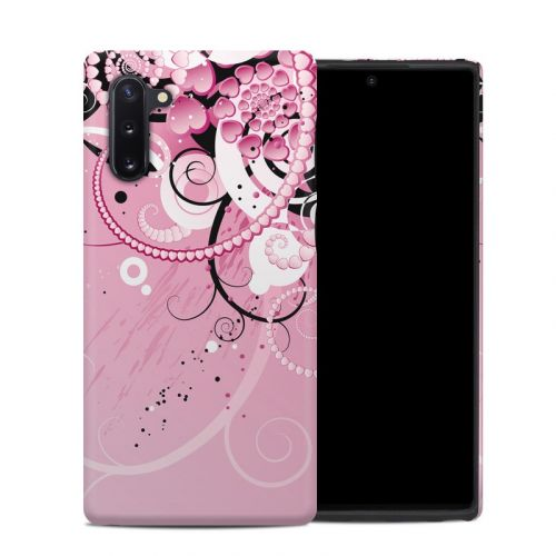Her Abstraction Samsung Galaxy Note 10 Hybrid Case