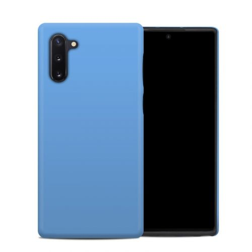 Solid State Blue Samsung Galaxy Note 10 Hybrid Case