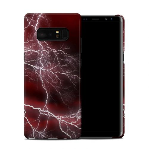 Apocalypse Red Samsung Galaxy Note 8 Clip Case