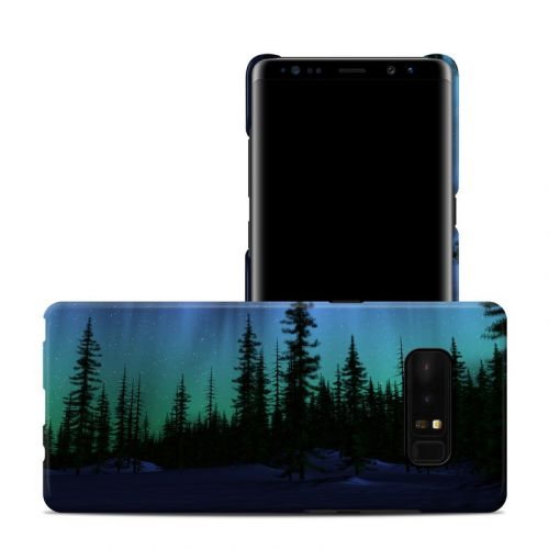 Aurora Galaxy Note 8 Clip Case