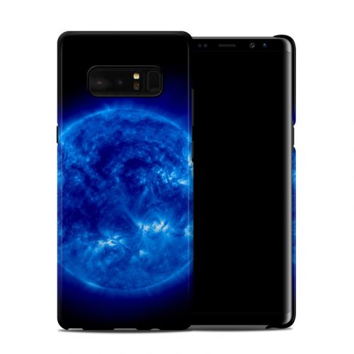 Blue Giant Galaxy Note 8 Clip Case