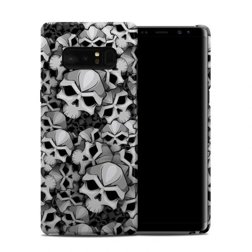 Bones Galaxy Note 8 Clip Case