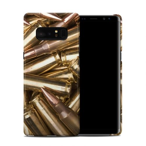 Bullets Galaxy Note 8 Clip Case