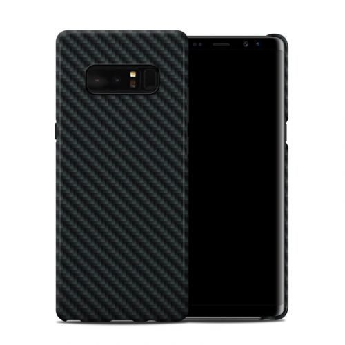 Carbon Samsung Galaxy Note 8 Clip Case