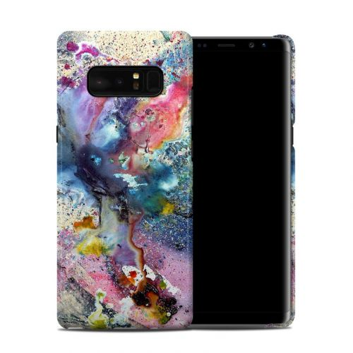 Cosmic Flower Samsung Galaxy Note 8 Clip Case