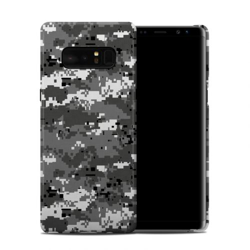 Digital Urban Camo Samsung Galaxy Note 8 Clip Case