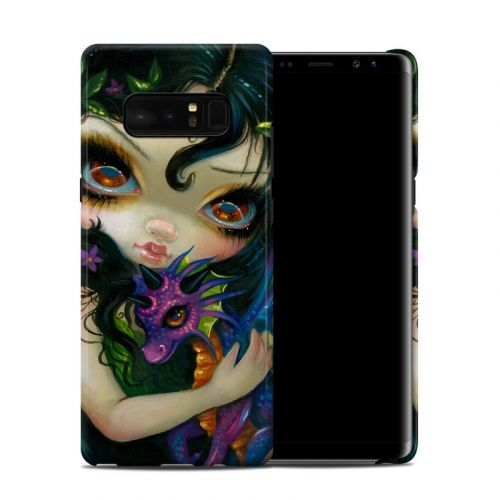 Dragonling Child Samsung Galaxy Note 8 Clip Case