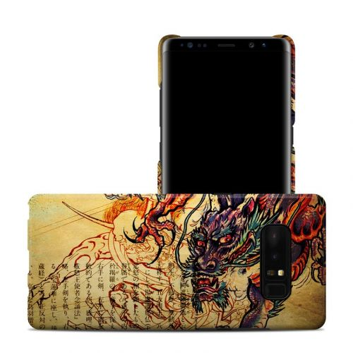 Dragon Legend Galaxy Note 8 Clip Case