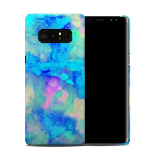 Electrify Ice Blue Samsung Galaxy Note 8 Clip Case