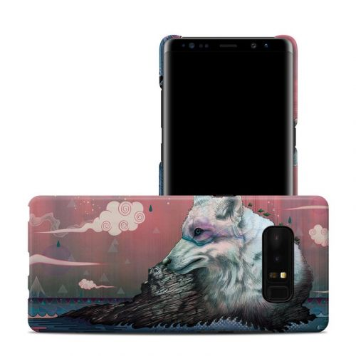 Lone Wolf Galaxy Note 8 Clip Case