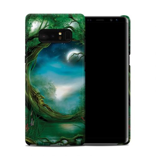 Moon Tree Galaxy Note 8 Clip Case